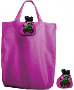 Tote-Em Witch Folding Tote Bag (Child)