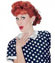 I Love Lucy Adult Wig