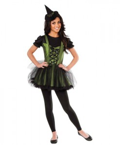 Wizard Of Oz - Young Adult Wicked Witch of the West Dress