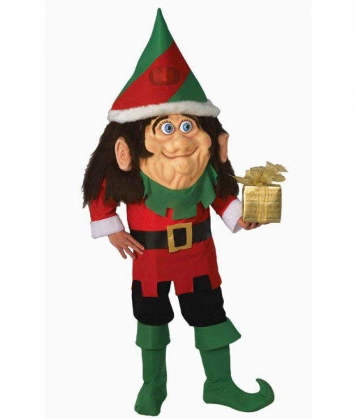 Parade Pleaser - Santa's Elf Adult Costume