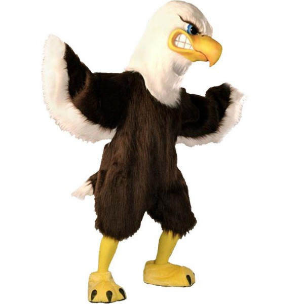 mr majestic eagle adult mascot costume