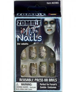 Zombie Nails Adult