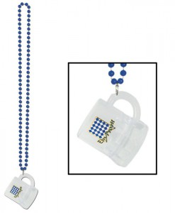 Oktoberfest - Beads with Mug Medallion