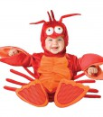Lil Lobster Infant / Toddler Costume
