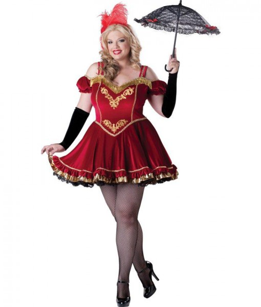 Circus Cutie Adult Plus Costume