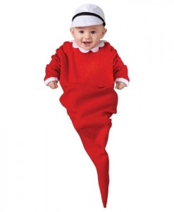 Swee' Pea Bunting Infant Costume
