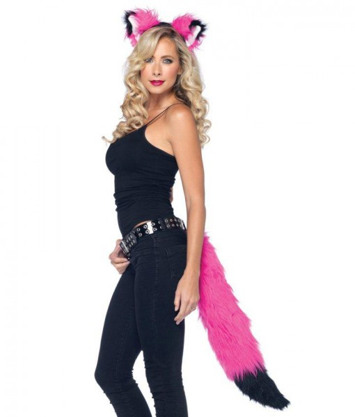 Rockin' Fox Pink Adult Accessory Kit