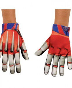 Transformers 4 Age of Extinction Optimus Prime Child Gloves