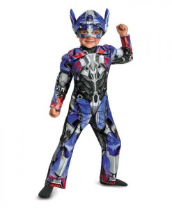 Transformers Age of Extinction - Optimus Prime Toddler Muscle Costume