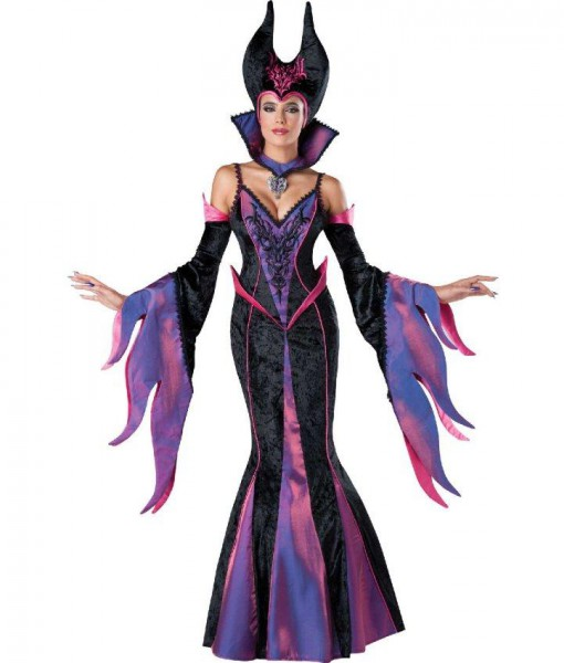 Dark Sorceress Womens Costume