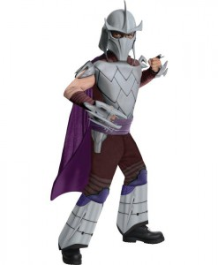 TMNT - Deluxe Shredder Kids Costume