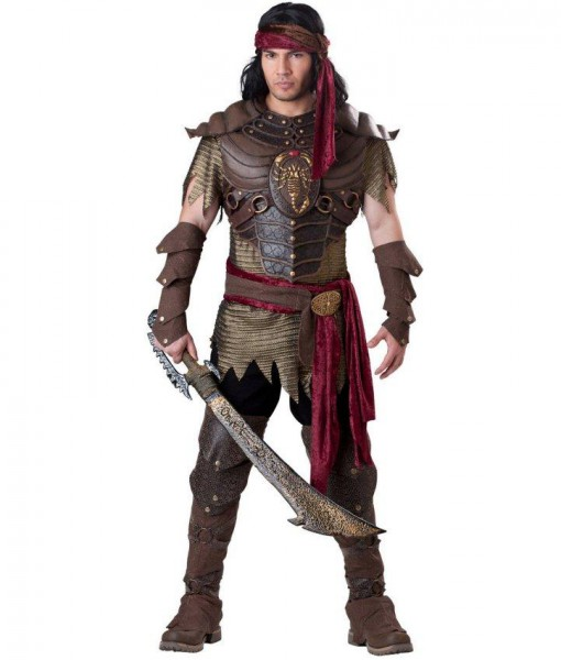 Scorpion Warrior Adult Costume