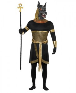 Anubis The Jackal - Adult Egyptian Costume