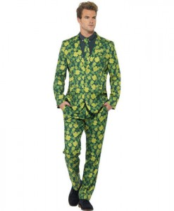 St. Patrick's Day Suit