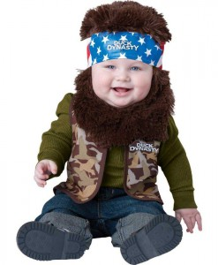 Duck Dynasty - Willie Infant/Toddler Costume