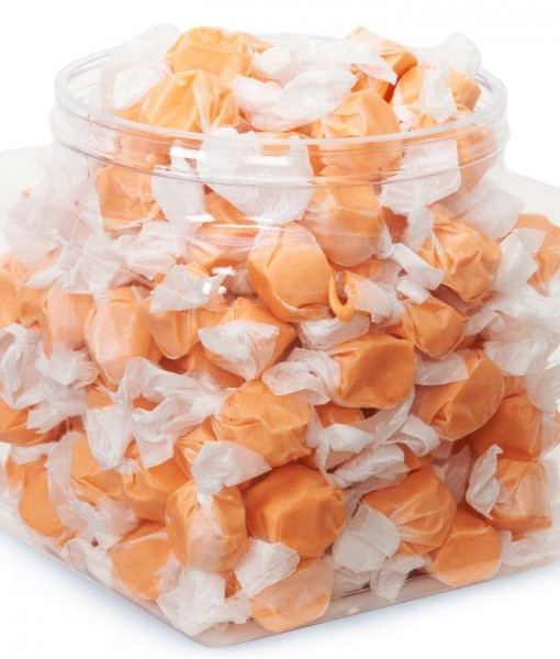 Orange Taffy
