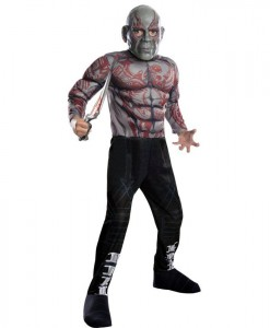 Guardians of the Galaxy - Deluxe Drax the Destroyer Kids Costume