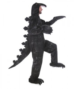 Godwin Monster Adult Costume
