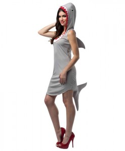 Shark Adult Dress Costume