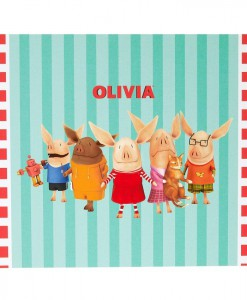 Olivia Activity Placemats (4 count)