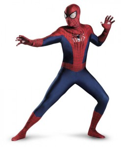 Spider-Man Movie 2 - Adult Theatrical Plus Size Costume