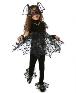 Deluxe Bat Kids Costume
