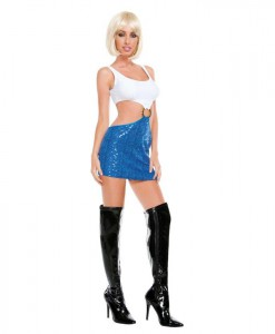 Hollywood Honey Pretty Woman Costume