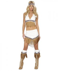 Wolf Hunter Womens Costume