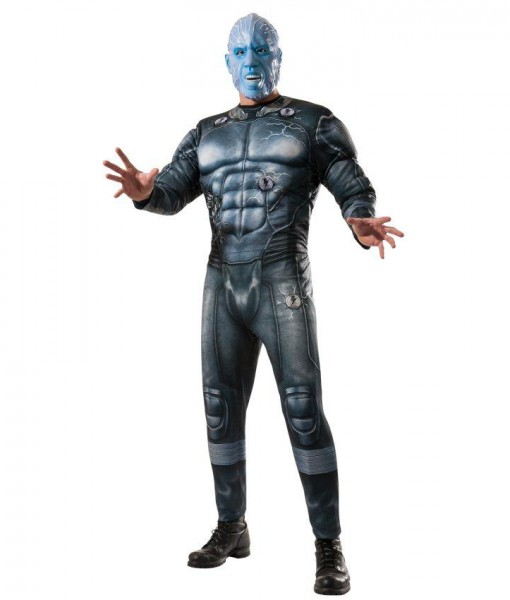 The Amazing Spider-Man 2 - Electro Costume