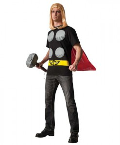 Marvel Classic - Thor T-Shirt Kit