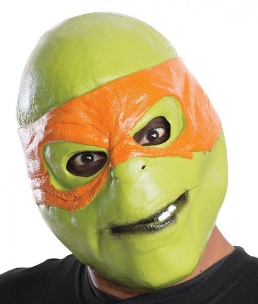 Teenage Mutant Ninja Turtle Movie - Michelangelo Adult Mask