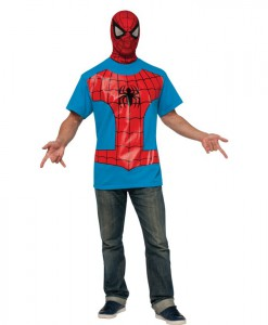 Marvel Classic - Spider-Man Adult T-Shirt Kit