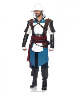 Assassin's Creed IV Black Flag - Edward Kenway Adult Costume