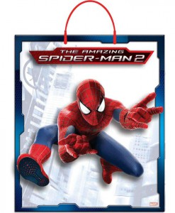 New Official The Amazing Spider-Man 2 Movie Treat Bag