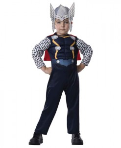 Avengers Assemble Thor Toddler Costume