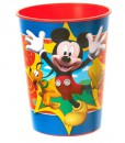 Disney Mickey Fun and Friends 16 oz. Plastic Cup (1 count)