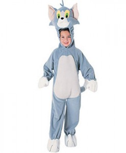 Tom Jerry - Tom Toddler / Child Costume