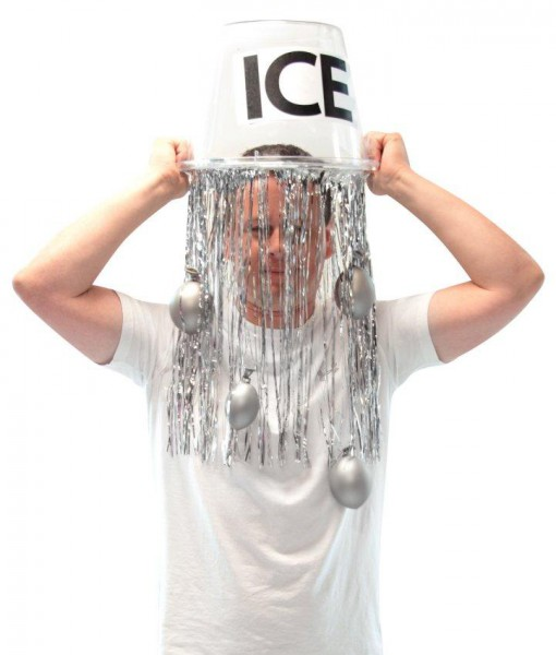 Ice Bucket Costume