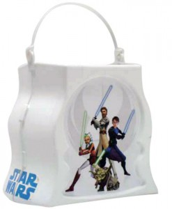 Star Wars The Clone Wars - Trick-or-Treat Pail