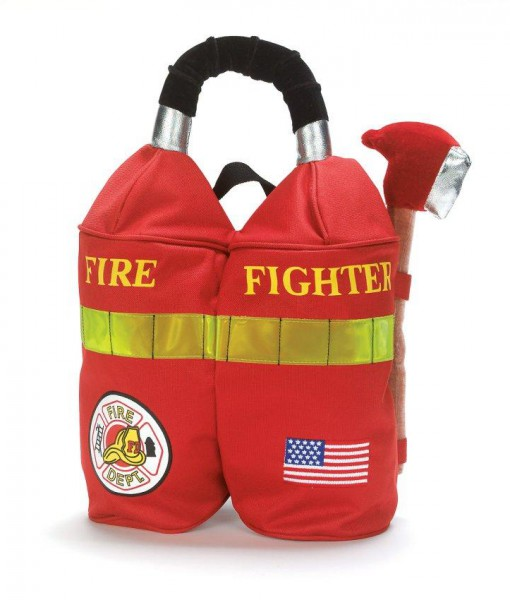 Firefighter Backpack Child