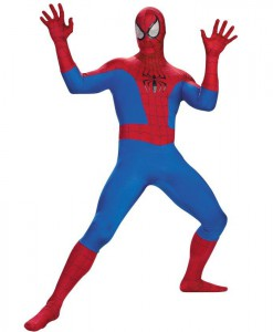 The Amazing Spider-Man Super Deluxe Spider-Man Adult Costume