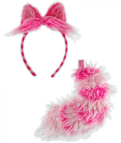 Alice in Wonderland - Cheshire Cat Accessory Set (Adult)