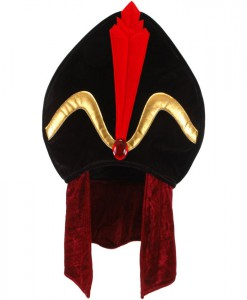 Disney - Jafar Hat Adult