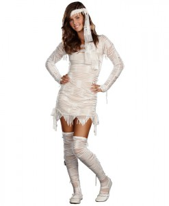 Yo Mummy Teen Costume