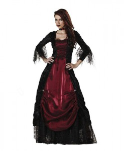 Gothic Vampira Elite Collection Adult Costume