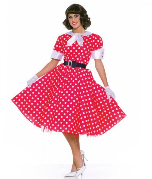 50's Housewife Adult Costume