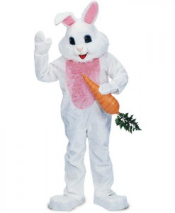 Premium Rabbit Adult Costume