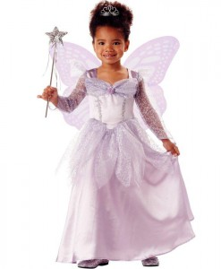 Butterfly Princess Toddler / Child Costume
