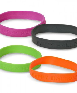 Rubber Band Bracelets Asst. (12 count)