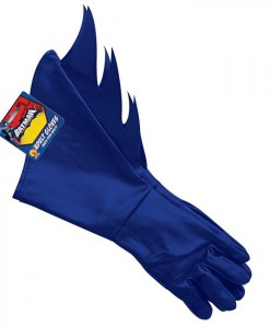 Batman Brave Bold Batman Adult Gloves